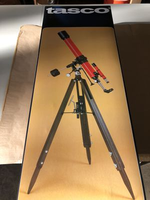 Telescope - Tasso brand for Sale in Gig Harbor, WA