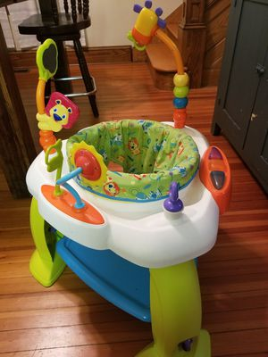 Baby bouncer/activity standing play toy for Sale in Walkersville, MD