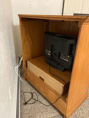 TV hutch only for Sale in Wrightstown, WI