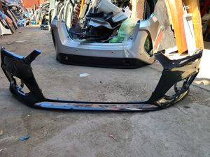2017 - 2018 Audi A5 ASE front bumper, HEADLIGHTS oem parts for Sale in Los Angeles, CA