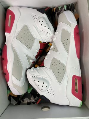 Jordan 6 Hare GS Size 5.5Y | 7 Womens for Sale in Montclair, CA