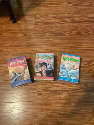Harry Potter Books on tape for Sale in Hicksville, NY
