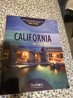 Real estate practice textbook for Sale in Palmdale, CA