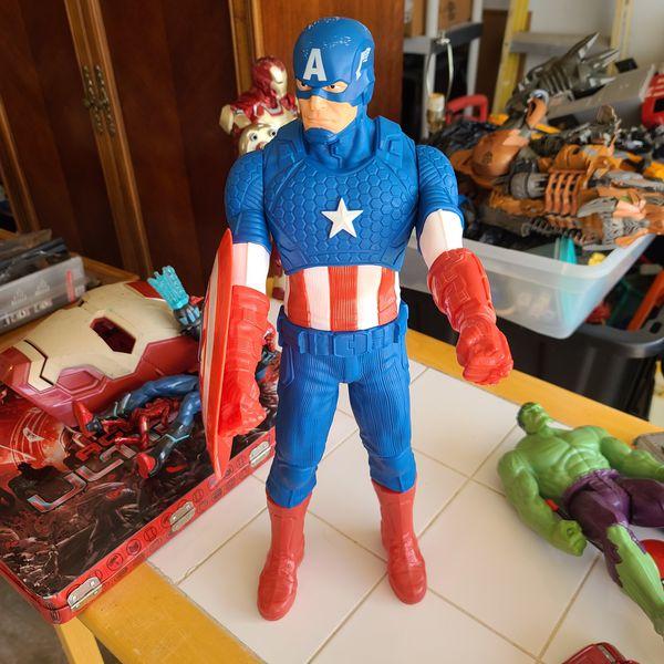 Avengers action figure set