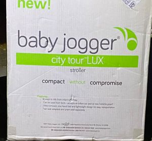 BABY JOGGER CITY TOUR LUX for Sale in Modesto, CA