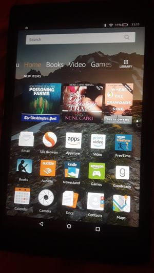 Amazon fire kindle tablet for Sale in Arnold, MO