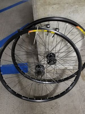 XT Mavic Wheelset for mountain bike for Sale in San Diego, CA