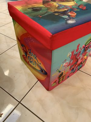 Trolls toy chest for Sale in San Diego, CA