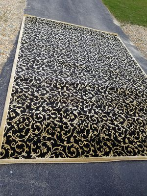 9'x12' silk road area rug for Sale in Middleborough, MA