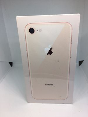 Brand New Apple iPhone 8 256gb Gold Unlocked for Sale in Seattle, WA