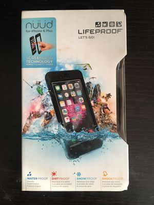 Life proof case for iPhone 6 Plus for Sale in Vista, CA