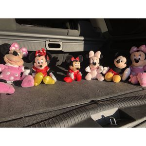 Minnie Mouse Stuffed Animals for Sale in Aurora, CO