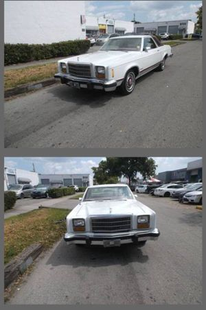 1978. Ford. Granada. V8 for Sale in Hollywood, FL