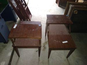 End tables for Sale in Beloit, KS