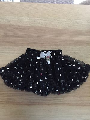 Hello Kitty Black Skirt size 2-3T Halloween for Sale in Los Angeles, CA