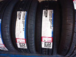 Set of Falken tires 215 60 16 for Sale in Yucaipa, CA