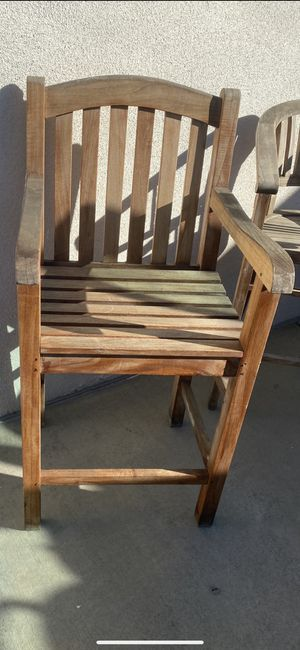 """Set of 2 bar stools 30"""" for Sale in Long Beach, CA"""