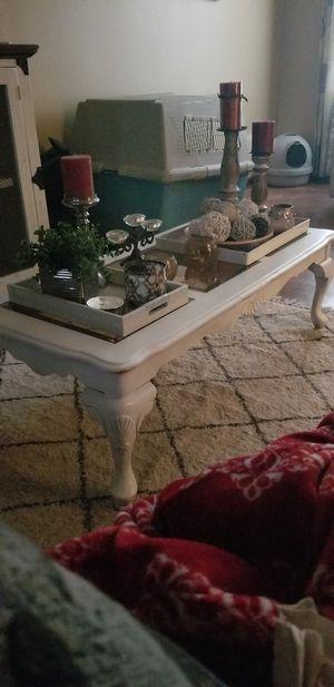 Wood coffee table for Sale in Kolin, LA