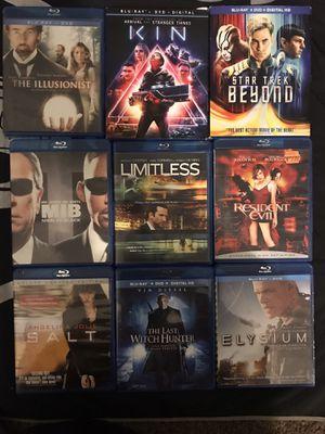 Blu-ray movies for Sale in Stockton, CA