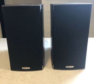Polk RTI A3 Pair Bookshelf Speakers for Sale in Fort Myers, FL