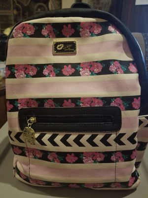 Betsy Johnson mini backpack purse for Sale in Plant City, FL