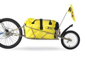BOB cargo waterproof bag bicycle trailer duffle roll top for Sale in Miami, FL