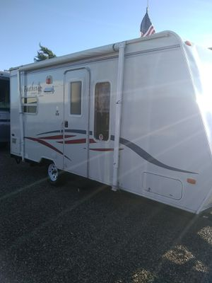 2007 Jayco Jay Flight 17 foot travel trailer from sleeper for Sale in Phoenix, AZ