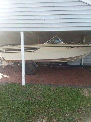 Vintage 78 boat omc engine and outdrive for Sale in Louisa, VA