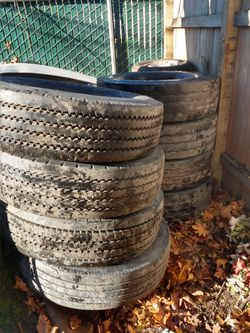 275/70/22.5 tires for Sale in Portland,  OR