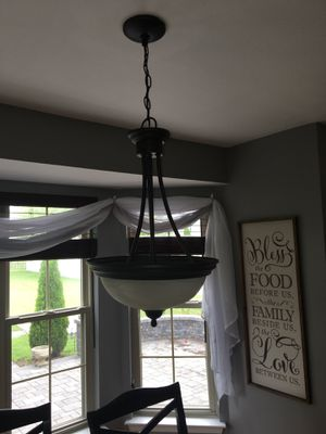 Light fixture for Sale in Sewell, NJ