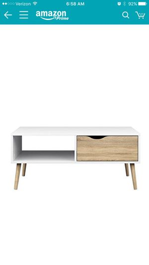 Brand new mid century modern coffee table for Sale in Denver, CO