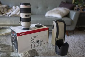 Canon EF 70-200mm Luxury Lens (No Credit Needed!!)As low as 39$ down today for Sale in Garden Grove, CA