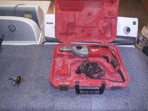 Milwaukee rotary hammer drill great working condition for Sale in Carson, CA