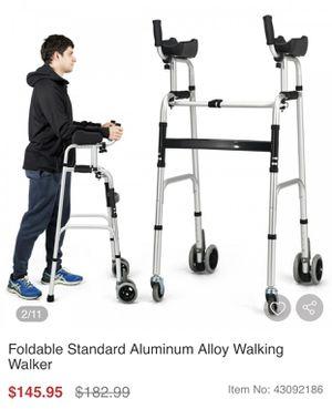 Foldable Walking Walker for Sale in Ontario, CA