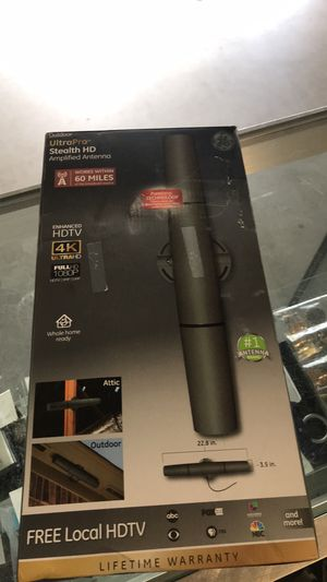 UltraPro Amplified Antenna for Sale in Lithia Springs, GA