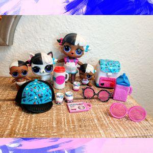 Lol Surprise Family Next Door Dolls for Sale in Chandler, AZ