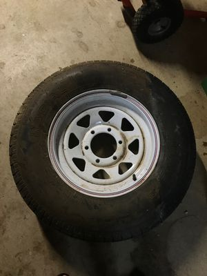 Trailer tire for Sale in Mansfield, TX