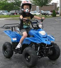 2017 Kids Gas 110cc ATV for Sale in Manassas, VA