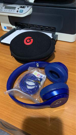 Beats solo 2 wireless for Sale in Marlborough, MA