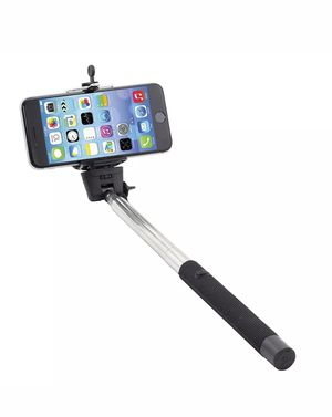 iWorld Wireless Selfie Stick Bluetooth Extendable Monopod with Built-in Shutter for Sale in Tampa, FL