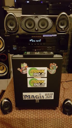 🎼🔊HOME SOUND SYSTEM🎼🔊 for Sale in Tacoma, WA