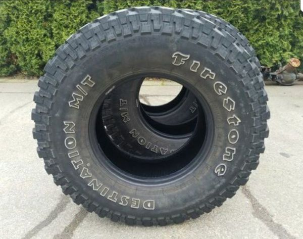 "33"" Tires"