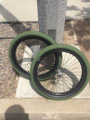 "20"" Bmx Bike Wheels for Sale in Torrance, CA"