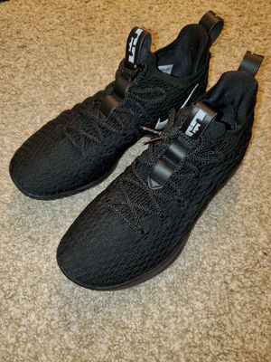 LeBron James Low 15 Triple Black Size 11.5 (In Hand Listing) for Sale in Fort Belvoir, VA