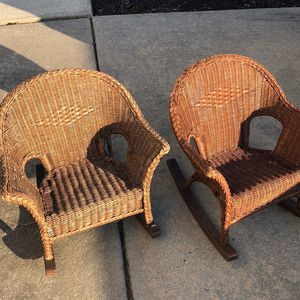 Rocking Chairs- Toddlers Sizes for Sale in Woodstown, NJ