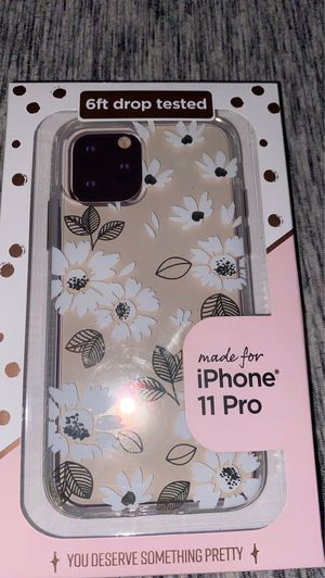 iPhone 11 case pro for Sale in Fresno, CA