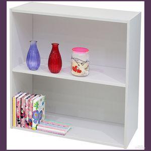 New!! 2 Shelf Unit, Organizer, Storage Unit, Bookcase for Sale in Phoenix, AZ