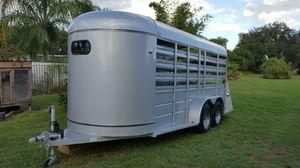 Livestock trailer new for Sale in Kissimmee, FL