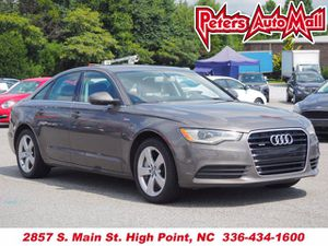 2012 Audi A6 for Sale in Greensboro, NC