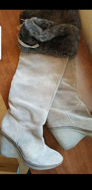 Suade boots for Sale in Las Vegas, NV